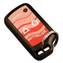 autoglide remote control